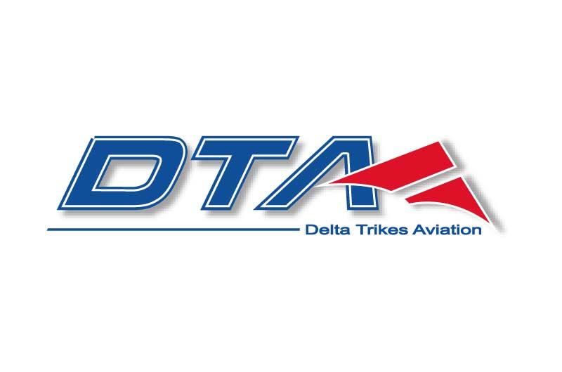 Delta Trikes Aviation Dta Logo Portfolio Marketing